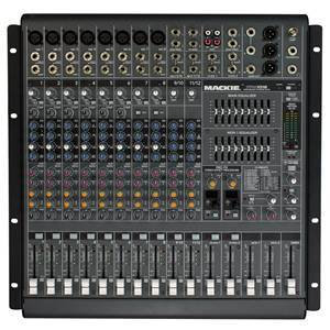 Mackie PPM 1012 12-Channel 1600W Powered Mixer