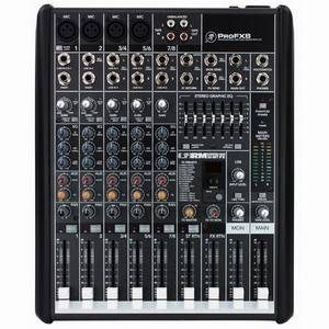 Mackie Pro FX8 8-Channel Mixer