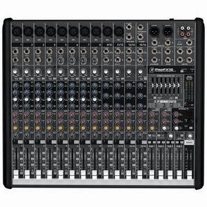 Mackie PROFX16 16-Channel Mixer