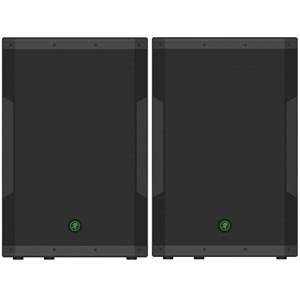 Mackie SRM650 Active PA Speakers