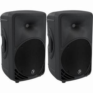 Mackie SRM350 v3 Active PA Speakers