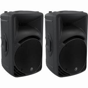 Mackie SRM450 v3 Active PA Speakers