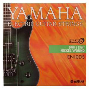 Yamaha Drop-6 Electric Guitar Strings 10–62 Gauge