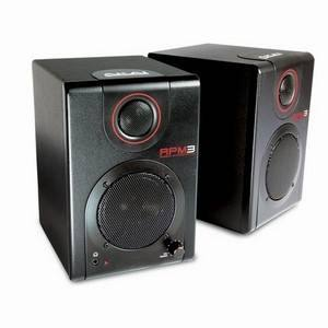 Akai RPM3 USB Desk Monitors