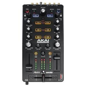 Akai AMX DJ Mixer Interface