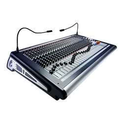 Soundcraft GB2 24 +2/4/2