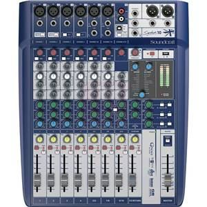 Soundcraft Signature 10 6-input Analogue mixer