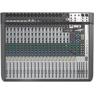 Soundcraft Signature 22MTK USB Interface Analogue Mixer