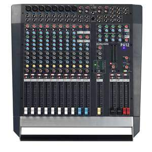 Allen & Heath PA12 Live Mixer With Effects