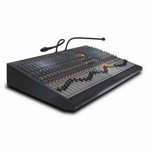 Allen & Heath GL2400 16 Channel Mixer