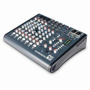 Allen & Heath XB-10 Broadcast Mixer