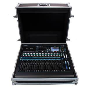 Allen & Heath QU-24 + Trojan Case