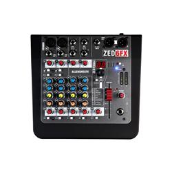 Allen & Heath ZED6FX Compact
