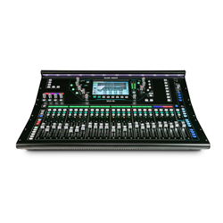 Allen & Heath SQ-6 48 Channel 36 Bus Digital Mixer