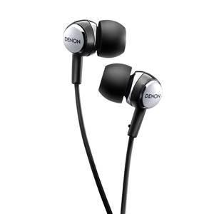Denon AH-C260 In-Ear Headphones Black