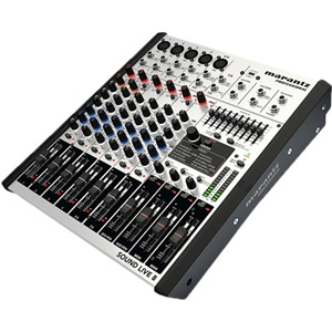 Marantz Sound Live 8 8-Channel Mixer