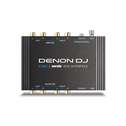 Denon DS1 Serato DVS Interface