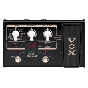 Vox StompLab IIG Multi Effects Processor