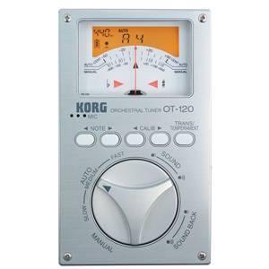 Korg OT120 Orchestral Tuner Chromatic