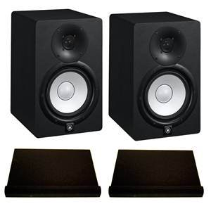 Yamaha HS7 Studio Monitors Isolation Bundle