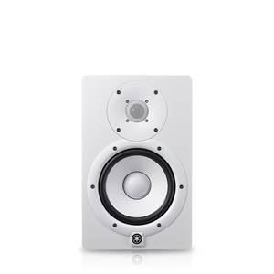 Yamaha HS7 Studio Monitor White Single