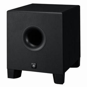 yamaha hs8s active studio subwoofer sub bass speakers headphones speakers studiospares. Black Bedroom Furniture Sets. Home Design Ideas