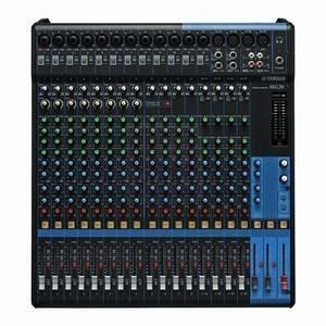 Yamaha MG20 20:6 Mixer