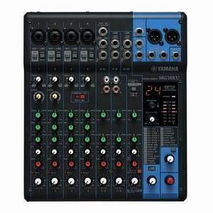 Yamaha MG10XU 10:2 USB Mixer