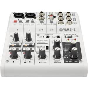 Yamaha AG06 Hybrid Mixing Console
