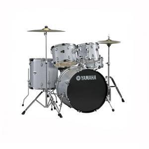 Yamaha GM0F5 Gigmaker Drum Set (Silver Glitter)