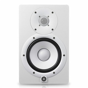 Yamaha HS7i Bi-Amped 2-Way Studio Monitor White