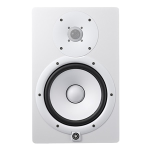 Yamaha HS8i Bi-Amped 2-Way Studio Monitor White