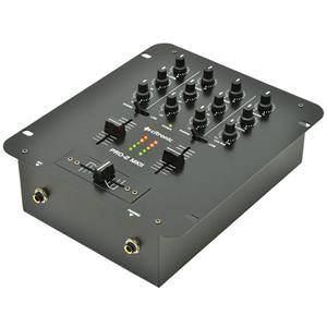 Citronic Pro-2 MKII DJ Mixer 2-Channel