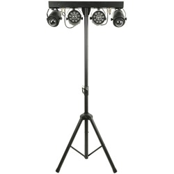 QTX FXB-1 LED Effects Lighting Bar and Stand