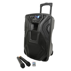 QTX Busker 12 inch Portable PA
