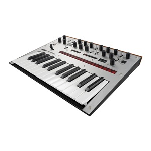 Korg Monologue Silver Analogue Synth