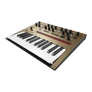 Korg Monologue Gold Analogue Synth