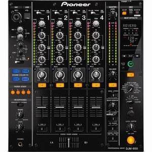 Pioneer DJM-850-K DJ Mixer
