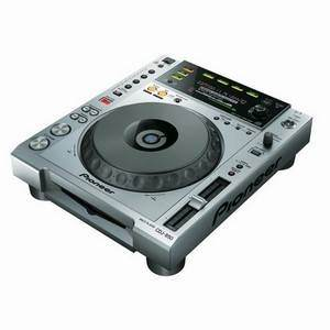Pioneer CDJ850 CD/MP3/USB Media Controller