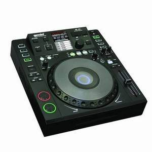 Gemini CDJ-700 CD/USB/SD Media Player