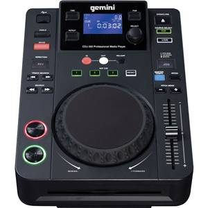 Gemini CDJ-300 MP3/CD/USB Deck