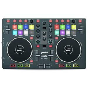 Gemini Slate DJ USB MIDI Controller