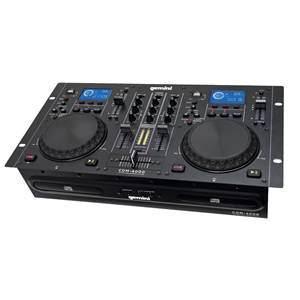 GEMINI CDM-4000 DUAL MP3/CD/USB CONSOLE
