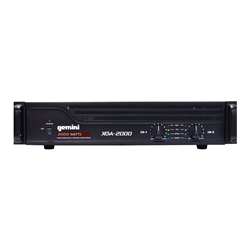 Gemini XGA-2000 2000W Power Amplifier