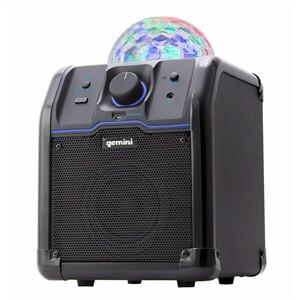 Gemini MPA-500B Bluetooth LED Speaker