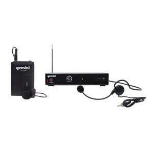 Gemini VHF-01HL VHF System Headset Lapel 173.8MHz