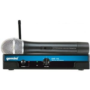 Gemini UHF-116M System Handheld CH70