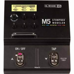 Line 6 M5 Single Stomp