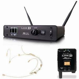 Line 6 XD-V55HS Tan Headset System