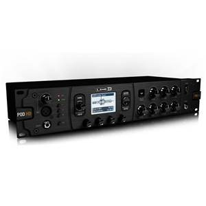 Line 6 POD HD Pro X Rackmount Effects Unit